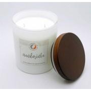 Sójová sviečka - veľkosť (M)